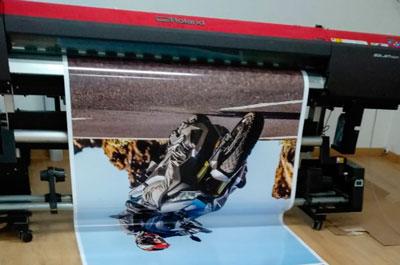 Impresión digital málaga