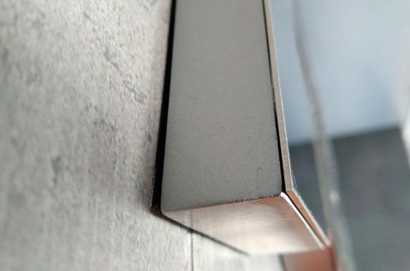 letra rotulos de aluminio